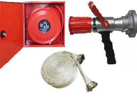 Hydranty a hadicové navijaky
